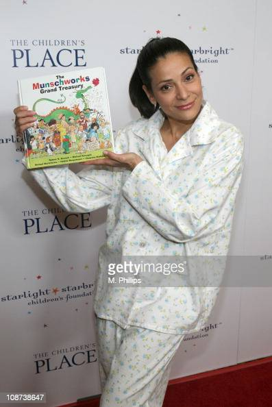 Constance Marie during The Children's Place Pajama Party to Benefit the AZ CA NV Chapter of Starlight Starbright Children's Foundation at Embassy...