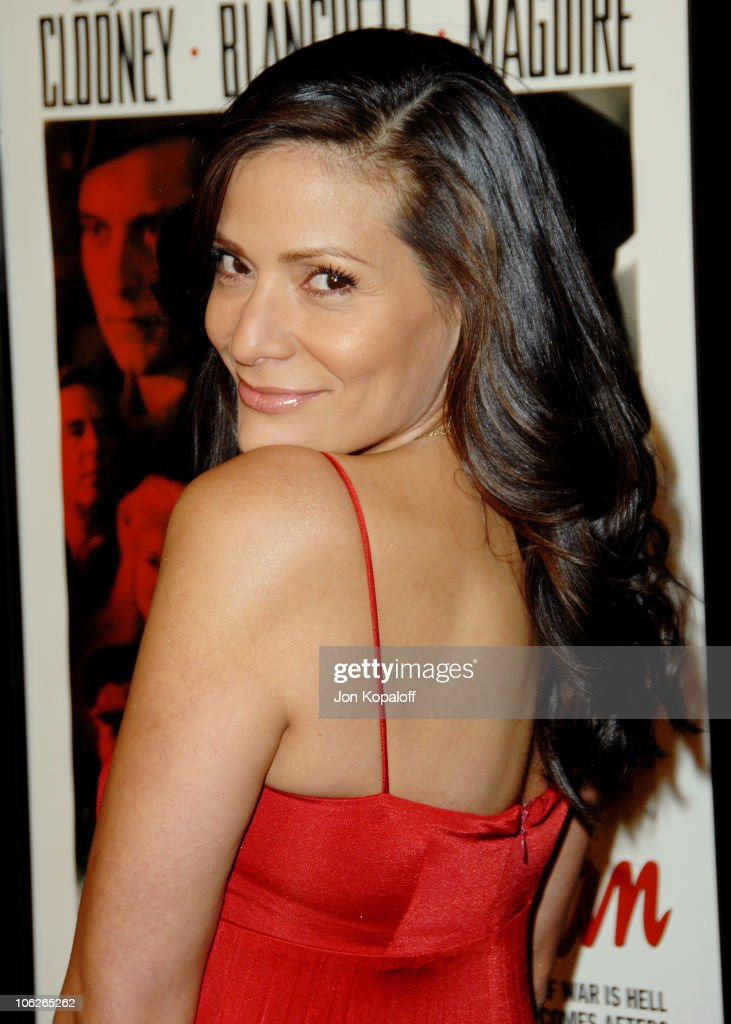 Constance Marie during 'The Good German' Los Angeles Premiere Arrivals at Egyptian Theater in Hollywood California United States