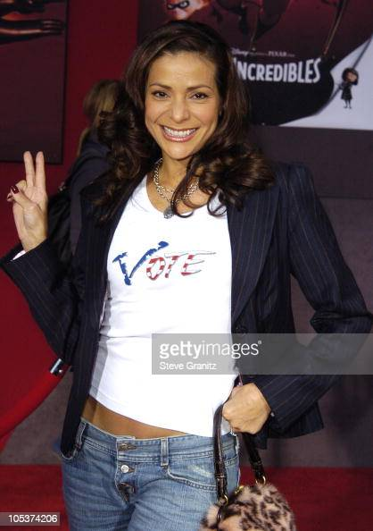 Constance Marie during 'The Incredibles' Los Angeles Premiere Arrivals at El Capitan in Hollywood California United States
