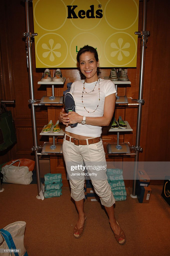 Constance Marie during The Lucky Magazine Club 2006 Day 3 at The Ritz Carlton Central Park South in New York City New York United States
