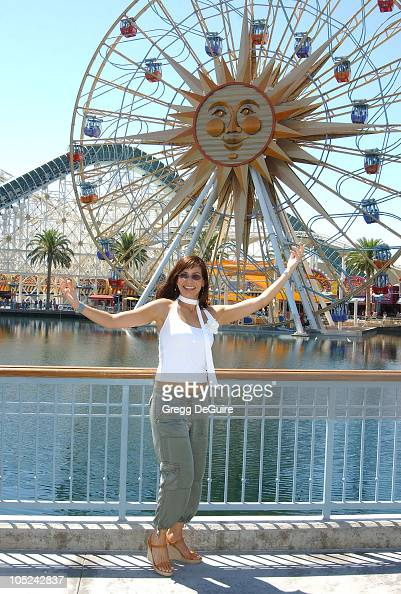 Constance Marie of 'George Lopez' during ABC Primetime Preview Weekend at Disney's California Adventure in Anaheim California United States