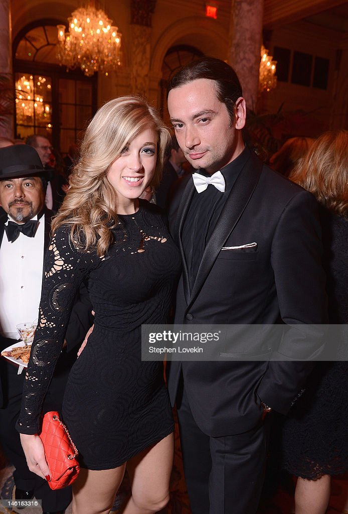 <a gi-track='captionPersonalityLinkClicked' href=/galleries/search?phrase=Constantine+Maroulis&family=editorial&specificpeople=208875 ng-click='$event.stopPropagation()'>Constantine Maroulis</a> (R) and Amanda Miller attend 66th Annual Tony Awards after party at The Plaza Hotel on June 10, 2012 in New York City.