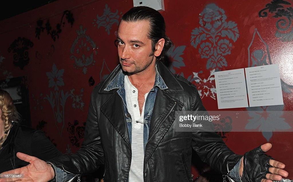 <a gi-track='captionPersonalityLinkClicked' href=/galleries/search?phrase=Constantine+Maroulis&family=editorial&specificpeople=208875 ng-click='$event.stopPropagation()'>Constantine Maroulis</a> attends 2013 Rockers on Broadway at Le Poisson Rouge on November 11, 2013 in New York City.