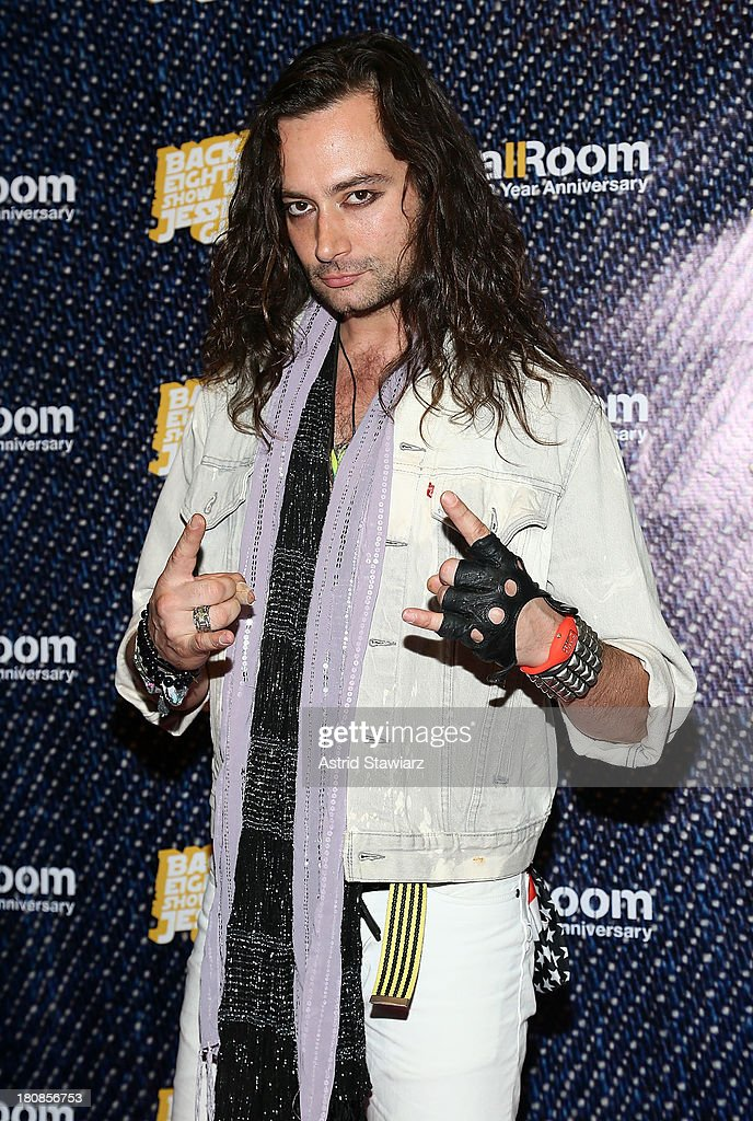 <a gi-track='captionPersonalityLinkClicked' href=/galleries/search?phrase=Constantine+Maroulis&family=editorial&specificpeople=208875 ng-click='$event.stopPropagation()'>Constantine Maroulis</a> attends Canal Room's 10 Year Anniversary at Canal Room on September 16, 2013 in New York City.