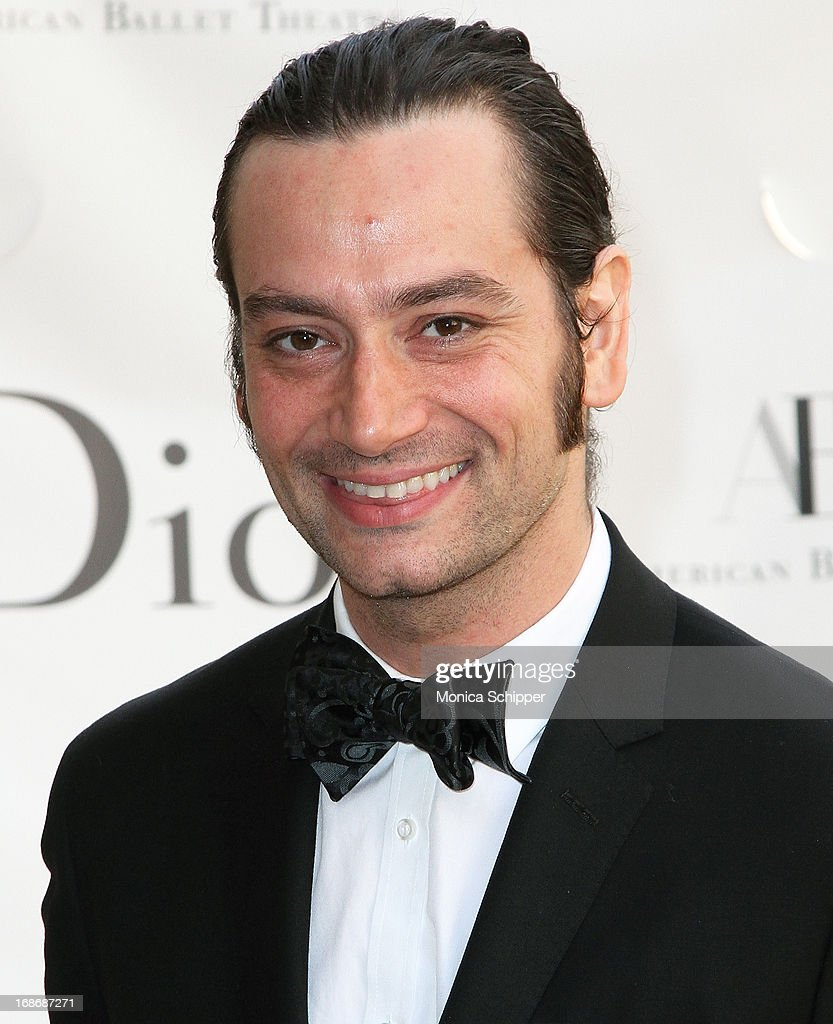 <a gi-track='captionPersonalityLinkClicked' href=/galleries/search?phrase=Constantine+Maroulis&family=editorial&specificpeople=208875 ng-click='$event.stopPropagation()'>Constantine Maroulis</a> attends the 2013 American Ballet Theatre Opening Night Spring Gala at Lincoln Center on May 13, 2013 in New York City.