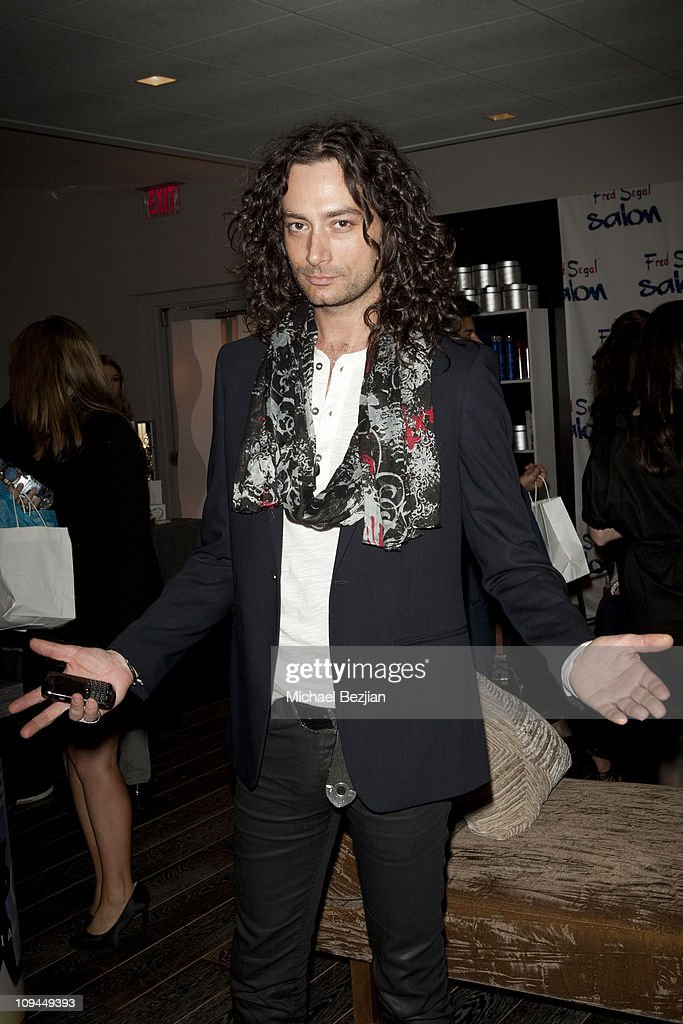 <a gi-track='captionPersonalityLinkClicked' href=/galleries/search?phrase=Constantine+Maroulis&family=editorial&specificpeople=208875 ng-click='$event.stopPropagation()'>Constantine Maroulis</a> poses at The Studio at HAVEN360- Day 1 at Andaz on February 25, 2011 in West Hollywood, California.