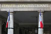 Constitutional Council in Paris, France