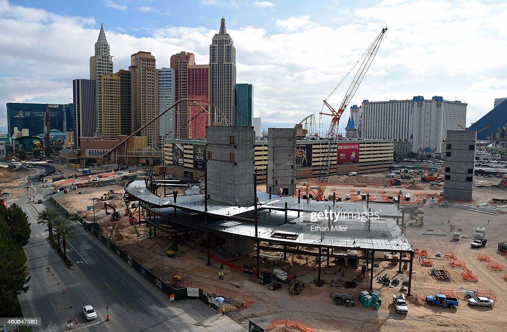 Casino construction new york