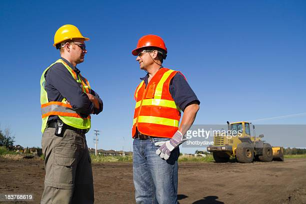 Construction Conversation