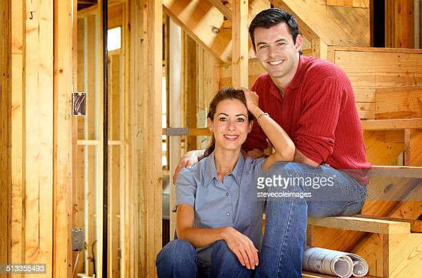 Construction Couple