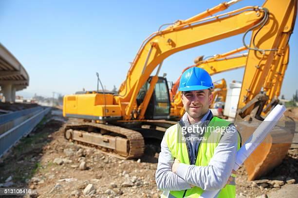 Ingénieur de Construction et machines