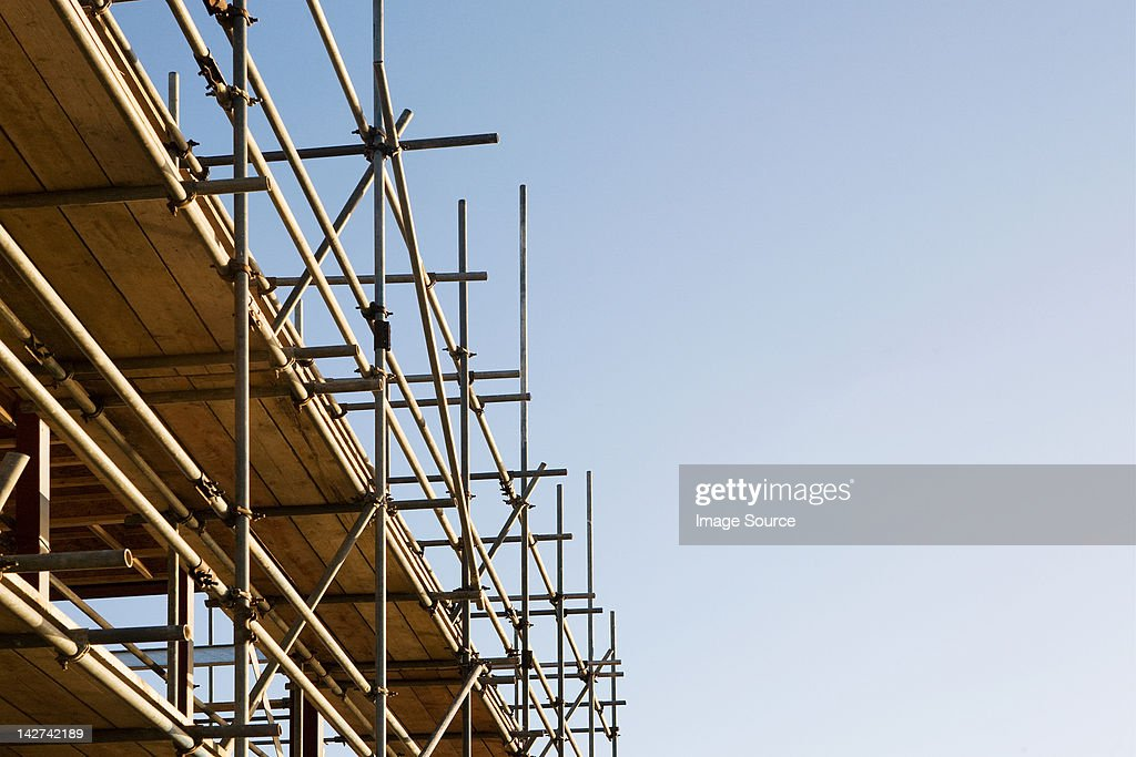 Construction frame : Stock Photo