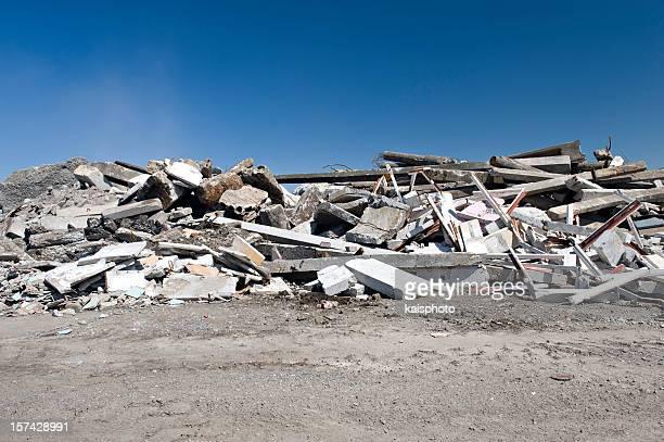 建設ゴミサイト