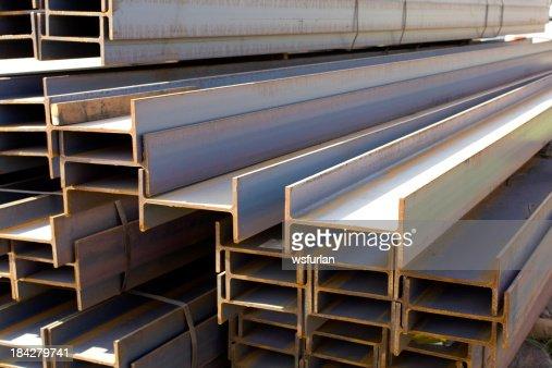 Construction iron bars