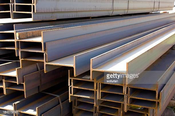 Barras de construção de Ferro