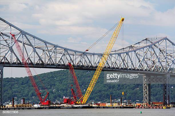 Construction Of A New Tappan Zee Bridge