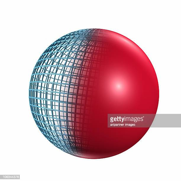 Construction of a Sphere, One Half is still a Grid