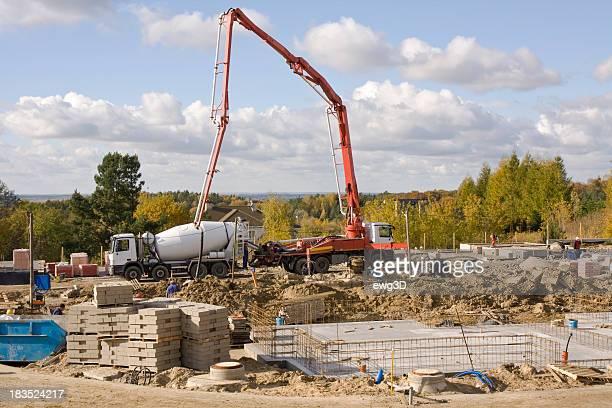 Travaux de Construction sur le Site