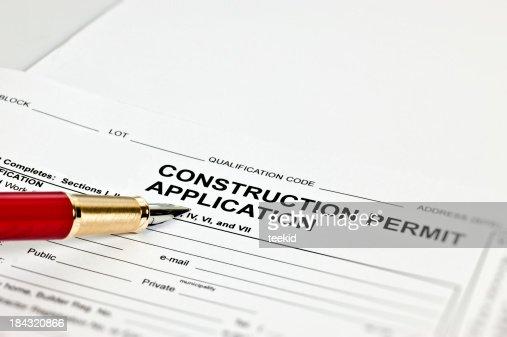Construction Permit Application