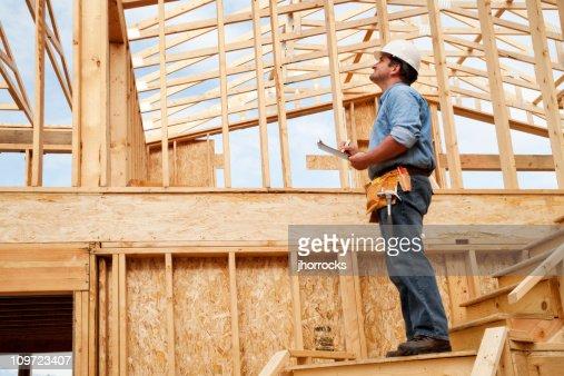 Chantier de Construction de l'Inspection