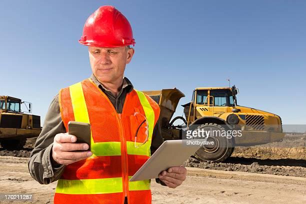 Construction Site Multitasking