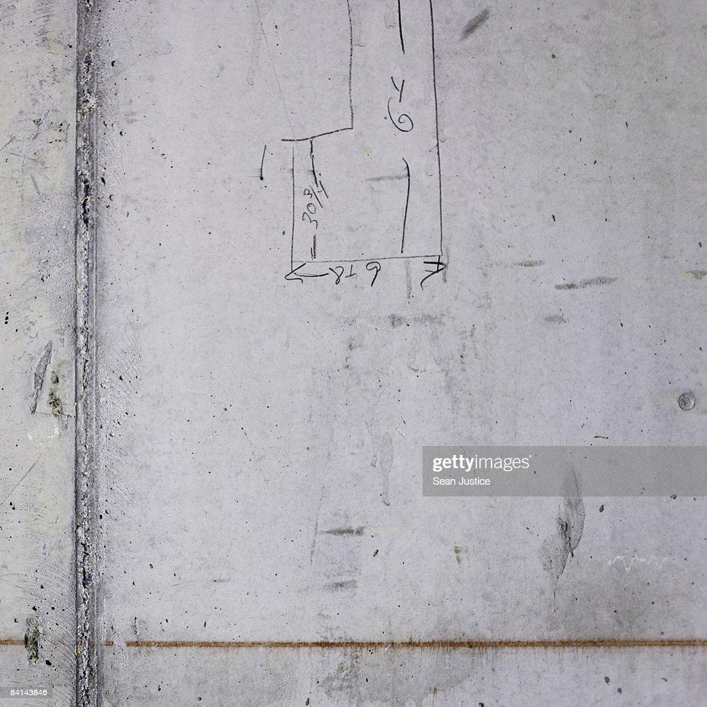 Construction Site: urban highrise  : Stock Photo