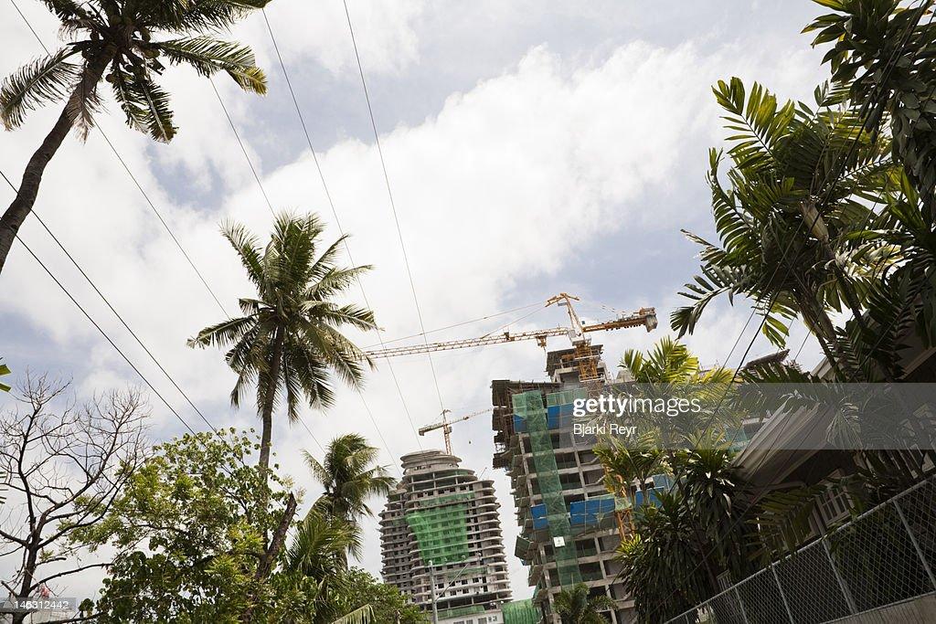 Construction sites, Cebu City, Cebu, Visayas