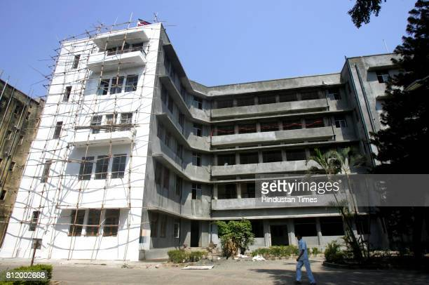 Construction Suicide World Tuberculosis Day TB Hospital Sewree A 30year old woman suffering from tuberculosis jumped to death from the second floor...