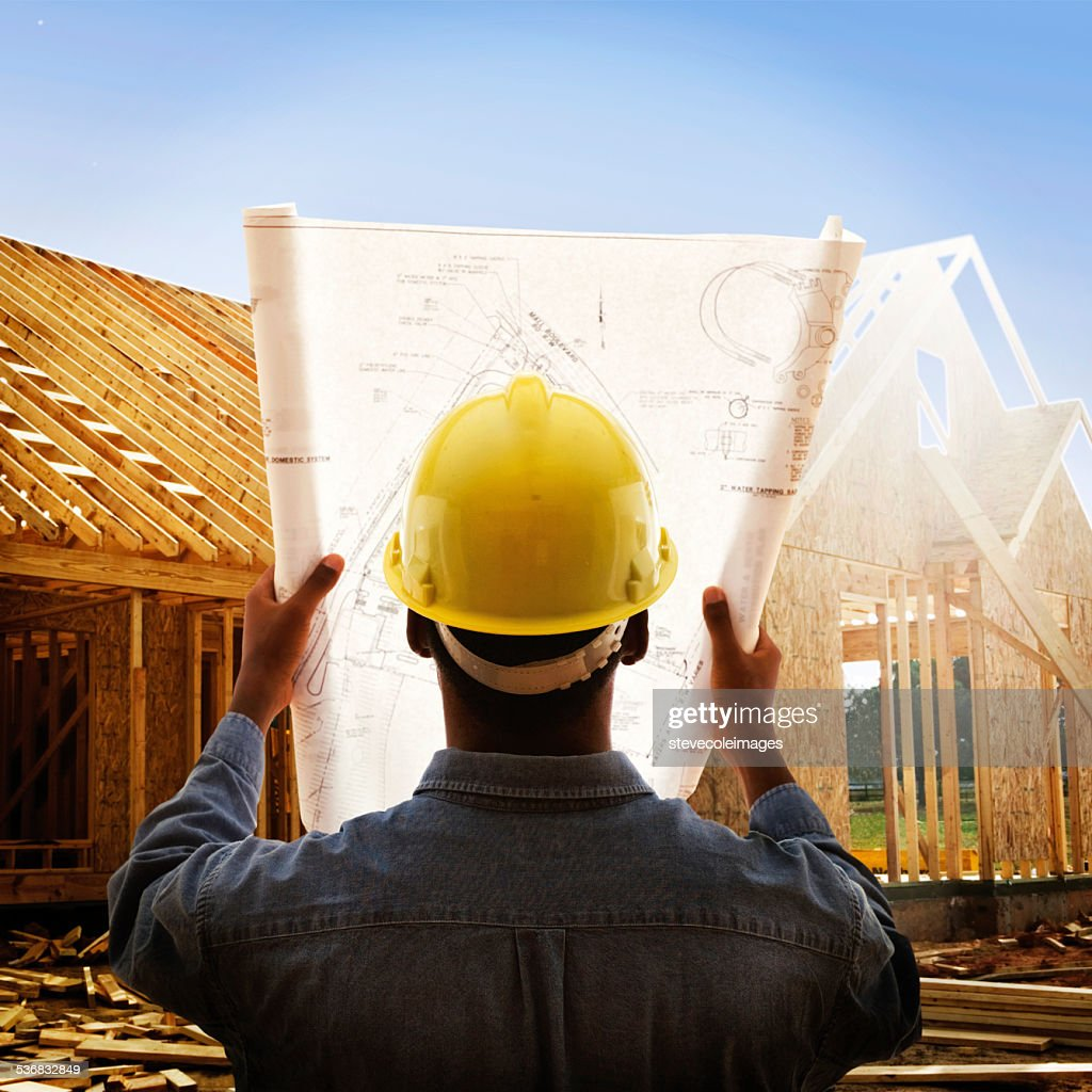Construction Worker : Stock Photo