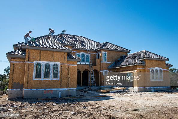 Matthew house stock photos and pictures getty images for Does new roof affect appraisal
