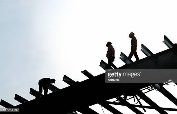 Construction workers in Vietnam XXL #2