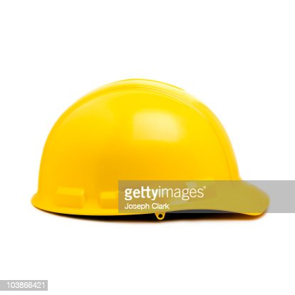 Construction Workers Safety Hat : Stock Photo