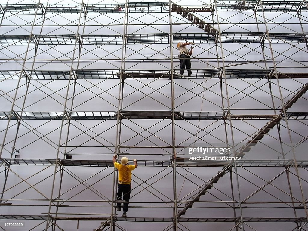 Construction Working Site : Stock Photo