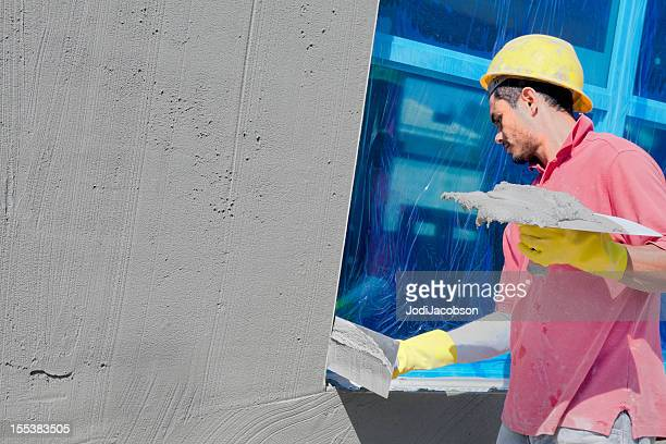 Construction:Stucco contractor