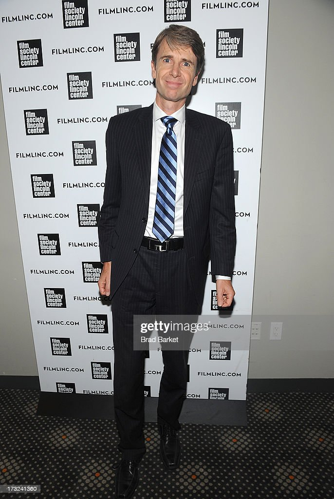 Consul General in New York, Ambassador Jarl Frijs-Madsen attends 'The Hunt' New York Premiere at Elinor Bunin Munroe Film Center on July 10, 2013 in New York City.