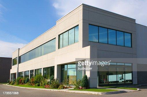 Berater-Bürogebäude