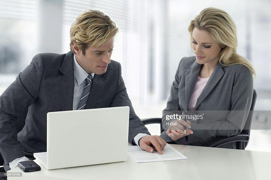 Consultant : Stock Photo