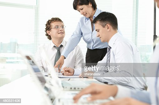 Consulation : Stock Photo