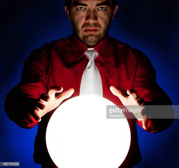 Consulting Crystal Ball for something / anything