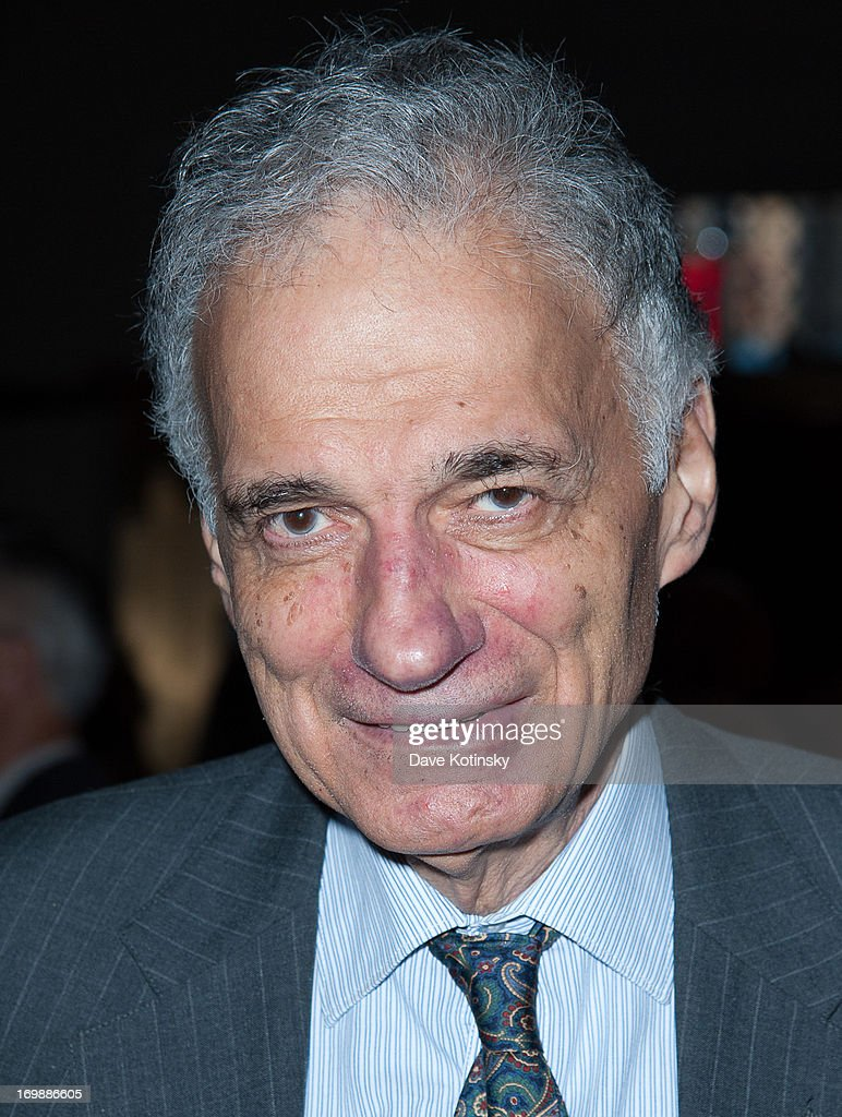Consumer Advocate Ralph Nadar attends the 2nd Annual Decades Ball at Capitale on June 3, 2013 in New York City.