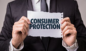 Consumer Protection paper sign
