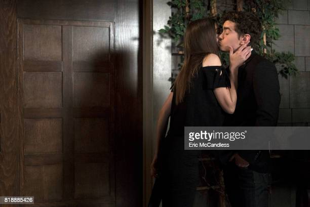 THE FOSTERS 'Contact' Callie and Aaron go on their first official date Mariana and Jude spearhead an underground school newspaper Noah and Jude...