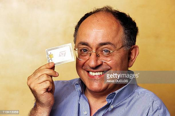Contactless Smart Cards Invented By Roland Moreno On June 1997 In France