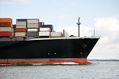Container Ship for the Export Market