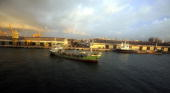 A container ship leaves the main port of Colombo on December 7 2009 Sri Lanka is back on the global investment radar after government forces in May...