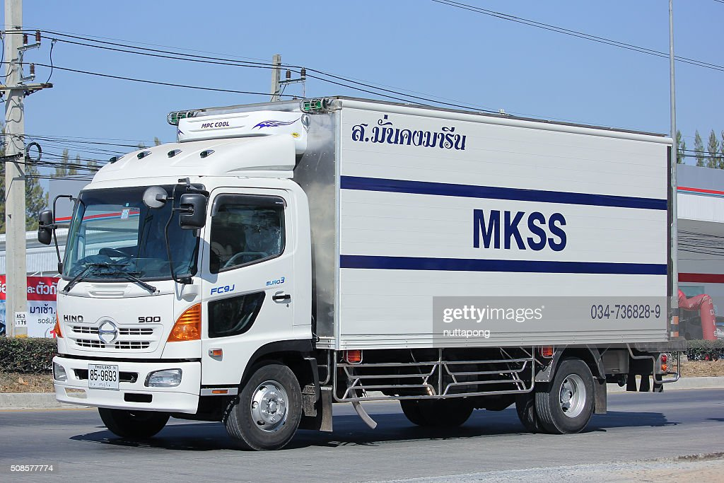 Conteneur de transport de camion MKSS : Photo