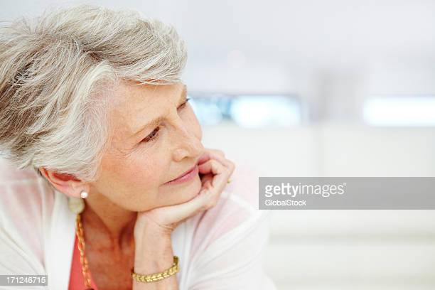 Contemplating her retirement - Insurance/Financial Security