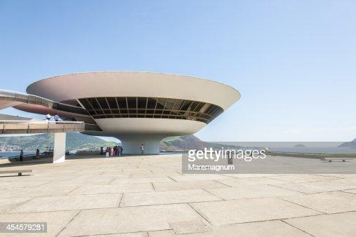 Contemporary Art Museum by Oscar Niemeyer