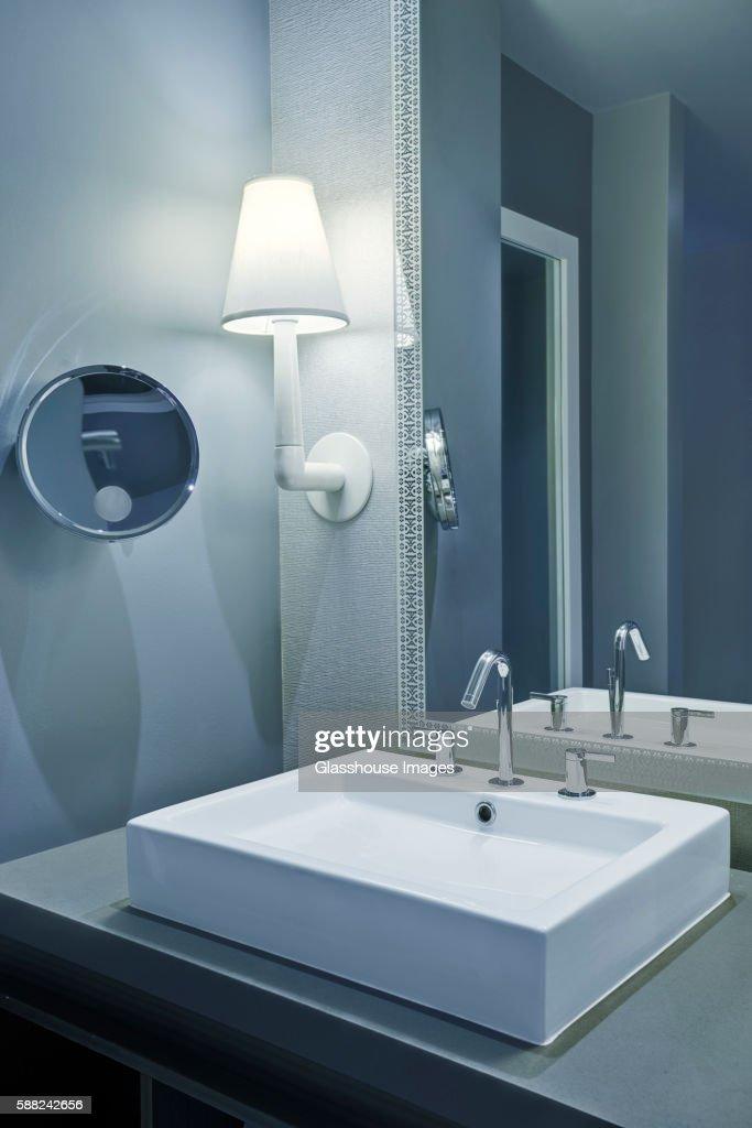 Contemporary Bathroom Sink