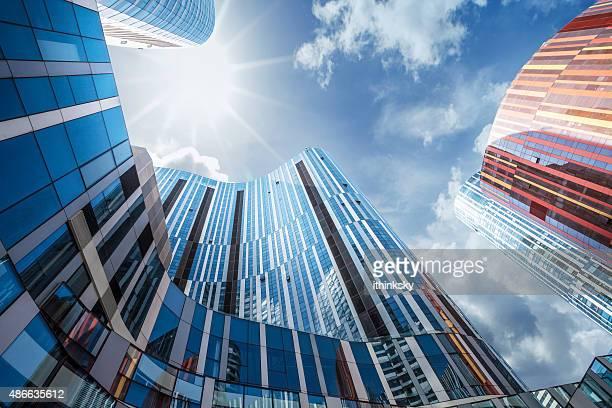 Edifício contemporâneo